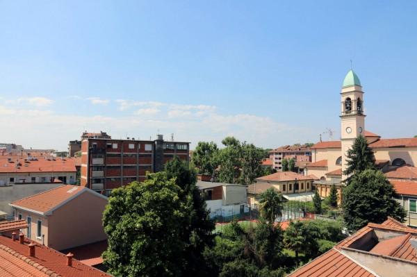 Appartamento in vendita a Milano, Affori, Arredato, con giardino, 45 mq