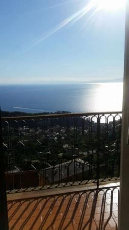 Appartamento in vendita a Camogli, Con giardino, 90 mq