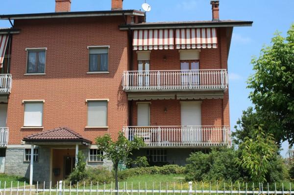 Appartamento in vendita a Mondovì, Sant'anna, Arredato, con giardino, 100 mq