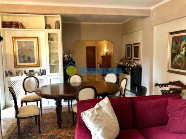 Appartamento in vendita a Roma, Gregorio Vii, Arredato, 180 mq