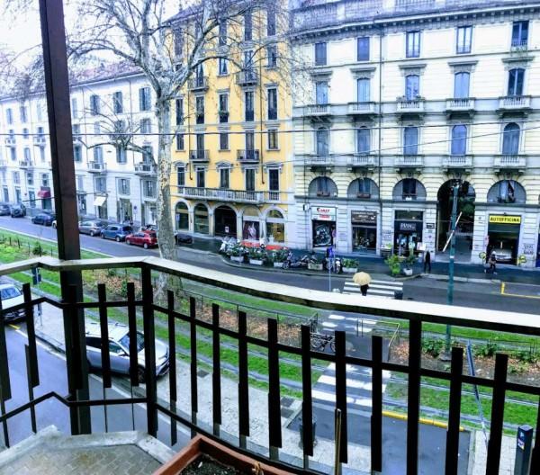 Appartamento in vendita a Milano, Piazza Risorgimento, 135 mq