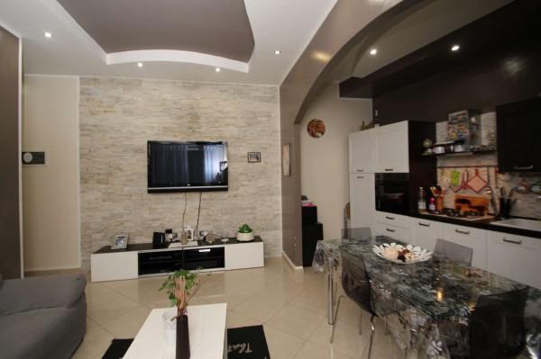 Appartamento in vendita a Torino, Rebaudengo, 90 mq - Foto 13
