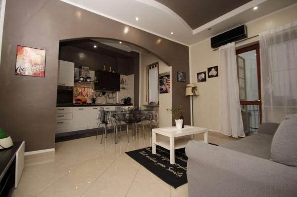 Appartamento in vendita a Torino, Rebaudengo, 90 mq - Foto 1
