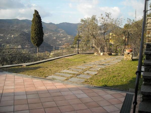 Villa in vendita a Recco, Liceto, Con giardino, 200 mq - Foto 26