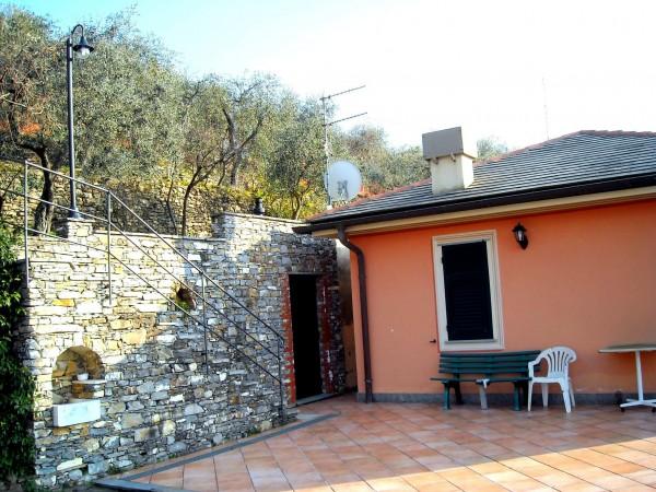 Villa in vendita a Recco, Liceto, Con giardino, 200 mq - Foto 43