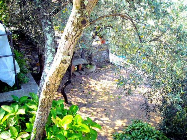 Villa in vendita a Recco, Liceto, Con giardino, 200 mq - Foto 33