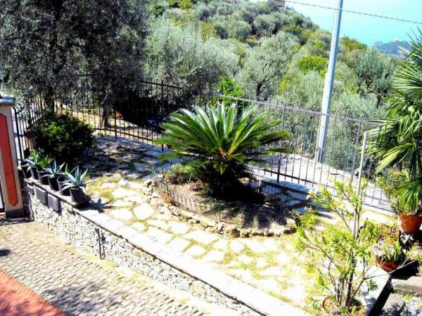 Villa in vendita a Recco, Liceto, Con giardino, 200 mq - Foto 16