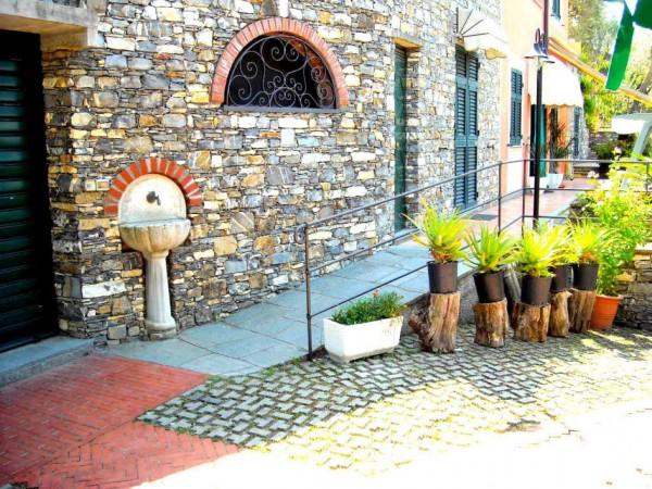 Villa in vendita a Recco, Liceto, Con giardino, 200 mq - Foto 3
