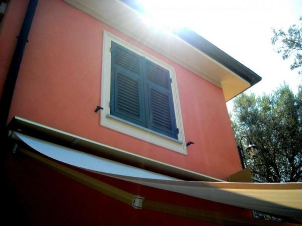 Villa in vendita a Recco, Liceto, Con giardino, 200 mq - Foto 11