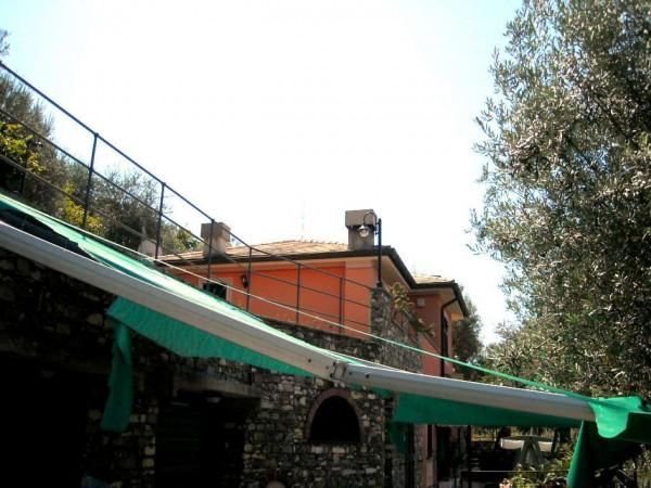 Villa in vendita a Recco, Liceto, Con giardino, 200 mq - Foto 14