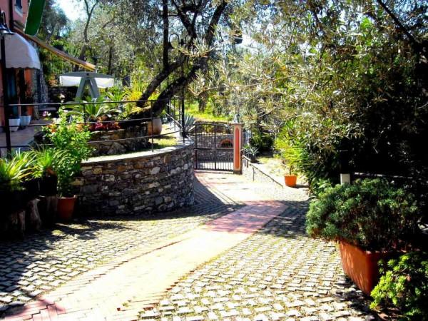 Villa in vendita a Recco, Liceto, Con giardino, 200 mq - Foto 18