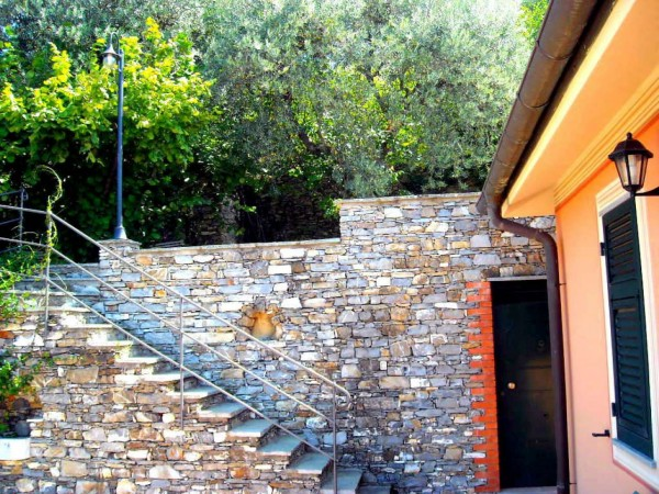 Villa in vendita a Recco, Liceto, Con giardino, 200 mq - Foto 30