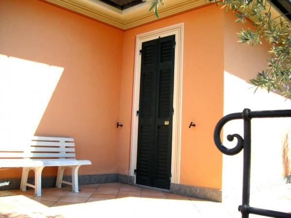 Villa in vendita a Recco, Liceto, Con giardino, 200 mq - Foto 8