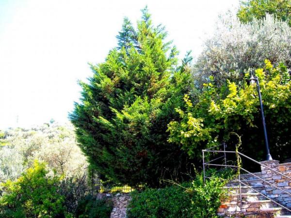 Villa in vendita a Recco, Liceto, Con giardino, 200 mq - Foto 34