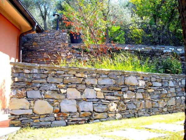 Villa in vendita a Recco, Liceto, Con giardino, 200 mq - Foto 37