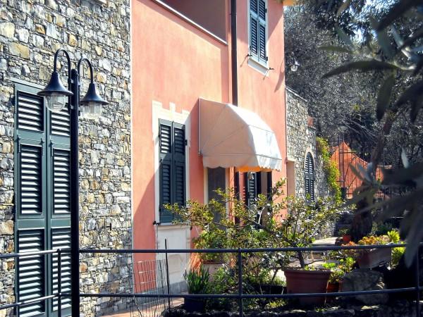 Villa in vendita a Recco, Liceto, Con giardino, 200 mq - Foto 10