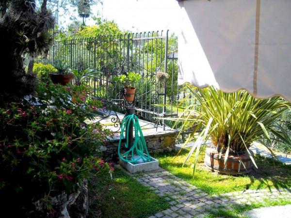 Villa in vendita a Recco, Liceto, Con giardino, 200 mq - Foto 42
