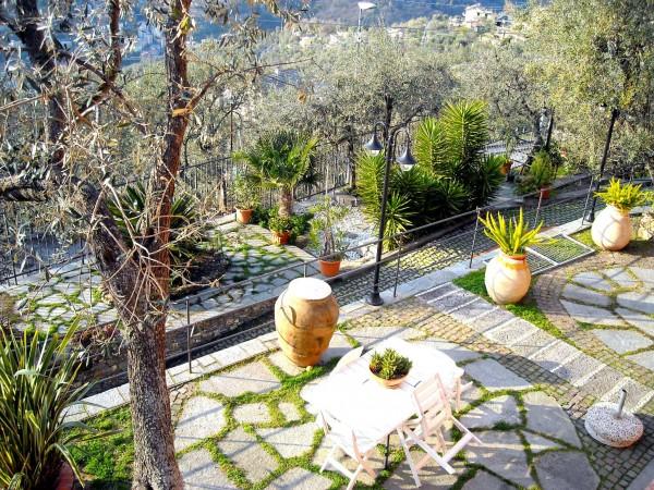 Villa in vendita a Recco, Liceto, Con giardino, 200 mq - Foto 47