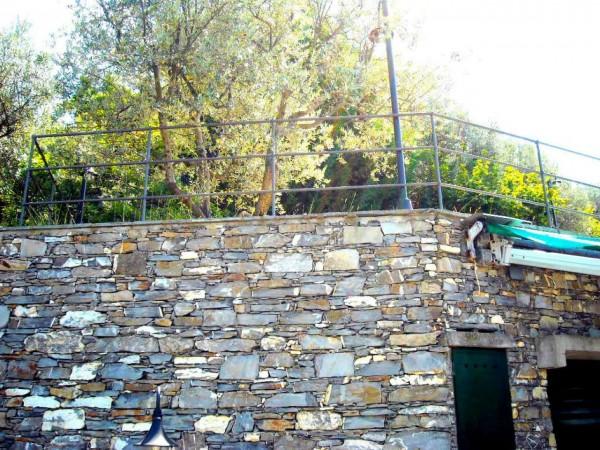 Villa in vendita a Recco, Liceto, Con giardino, 200 mq - Foto 22