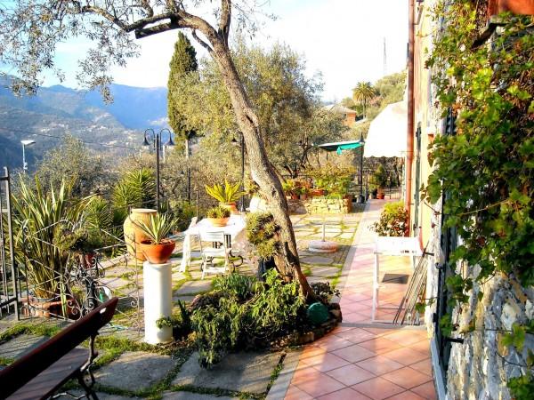 Villa in vendita a Recco, Liceto, Con giardino, 200 mq - Foto 48