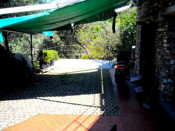 Villa in vendita a Recco, Liceto, Con giardino, 200 mq - Foto 15
