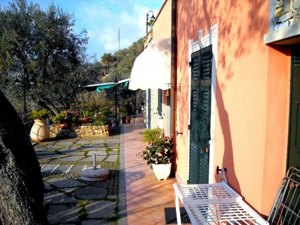 Villa in vendita a Recco, Liceto, Con giardino, 200 mq - Foto 46