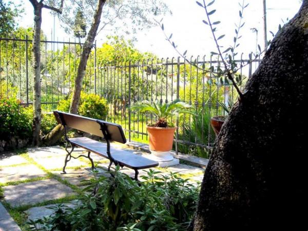 Villa in vendita a Recco, Liceto, Con giardino, 200 mq - Foto 24