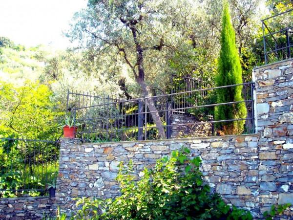 Villa in vendita a Recco, Liceto, Con giardino, 200 mq - Foto 32