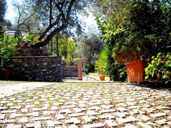 Villa in vendita a Recco, Liceto, Con giardino, 200 mq - Foto 17