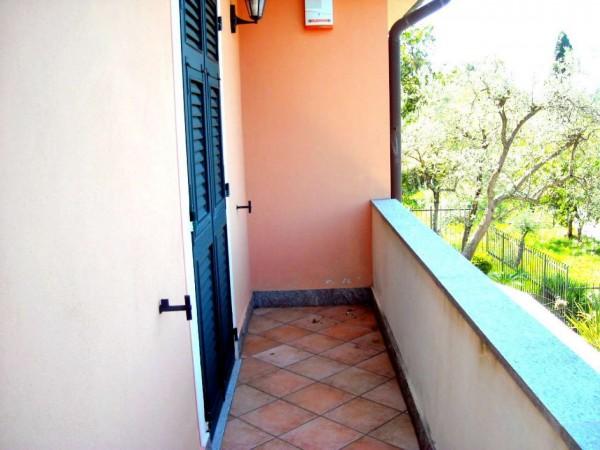 Villa in vendita a Recco, Liceto, Con giardino, 200 mq - Foto 21