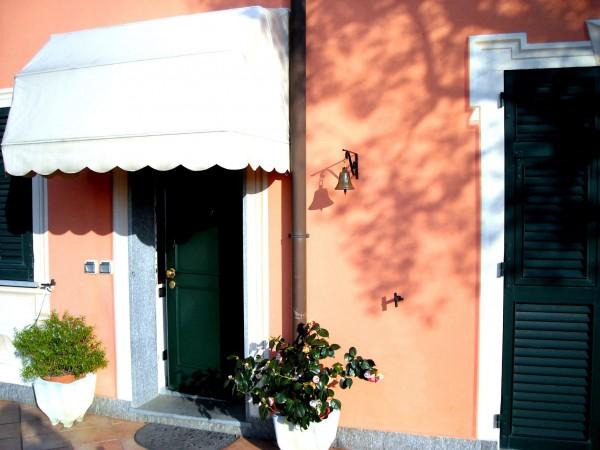 Villa in vendita a Recco, Liceto, Con giardino, 200 mq - Foto 6