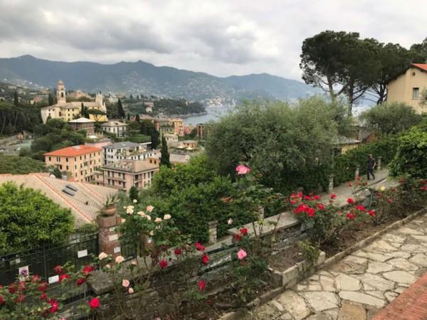 Appartamento in affitto a Santa Margherita Ligure, Arredato, con giardino, 80 mq