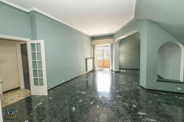 Appartamento in vendita a Genova, Con giardino, 192 mq - Foto 30