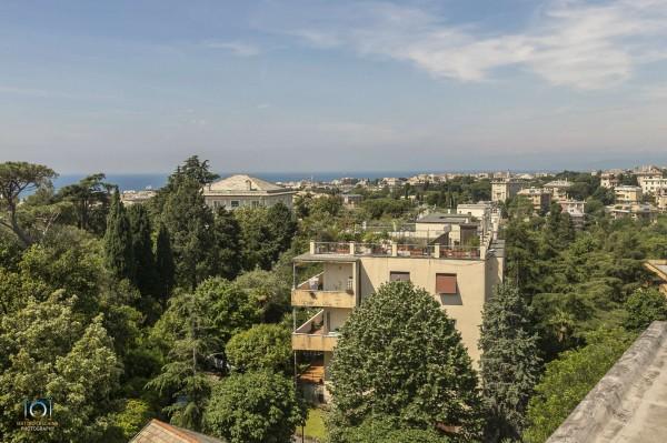 Appartamento in vendita a Genova, Con giardino, 192 mq - Foto 1