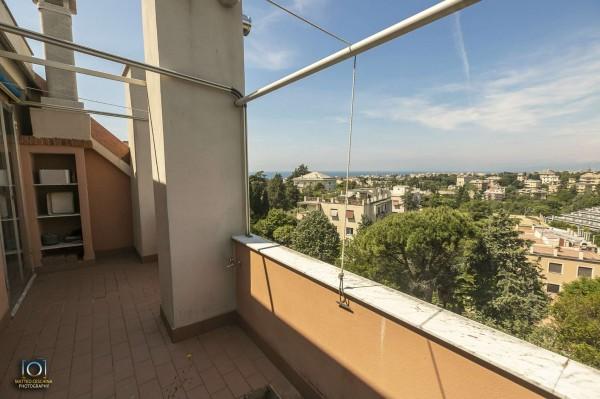 Appartamento in vendita a Genova, Con giardino, 192 mq - Foto 31