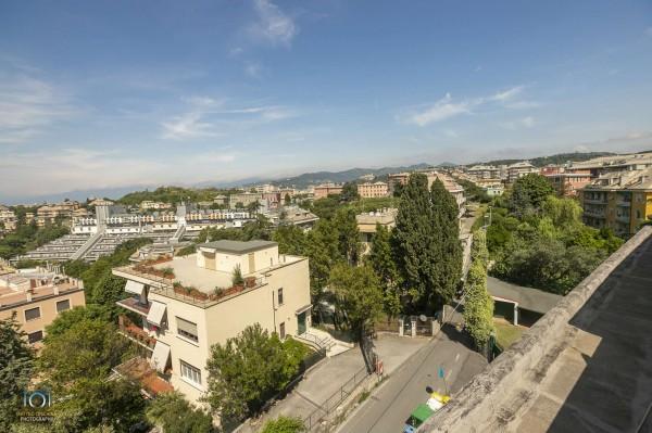 Appartamento in vendita a Genova, Con giardino, 192 mq - Foto 6