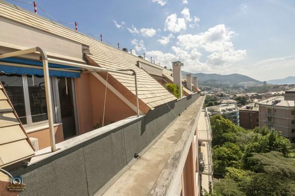 Appartamento in vendita a Genova, Con giardino, 192 mq - Foto 27