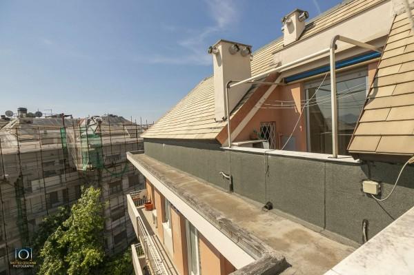 Appartamento in vendita a Genova, Con giardino, 192 mq - Foto 23