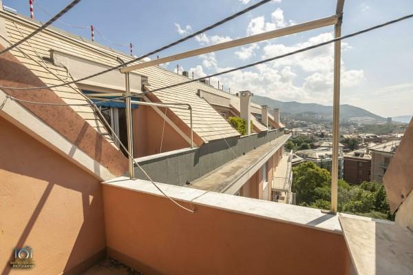 Appartamento in vendita a Genova, Con giardino, 192 mq - Foto 24