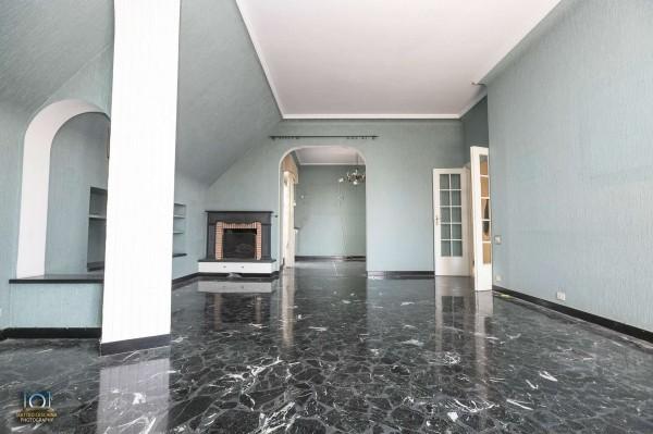Appartamento in vendita a Genova, Con giardino, 192 mq - Foto 17