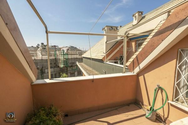 Appartamento in vendita a Genova, Con giardino, 192 mq - Foto 20