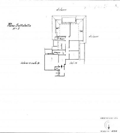 Appartamento in vendita a Genova, Con giardino, 192 mq - Foto 13