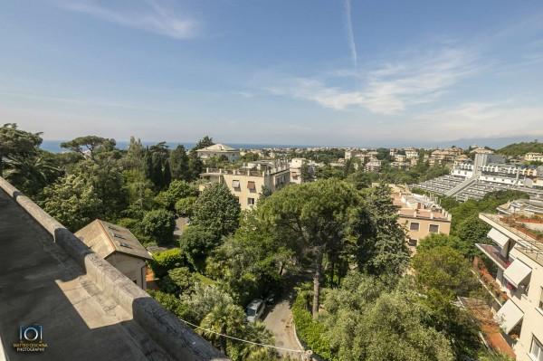 Appartamento in vendita a Genova, Con giardino, 192 mq - Foto 9