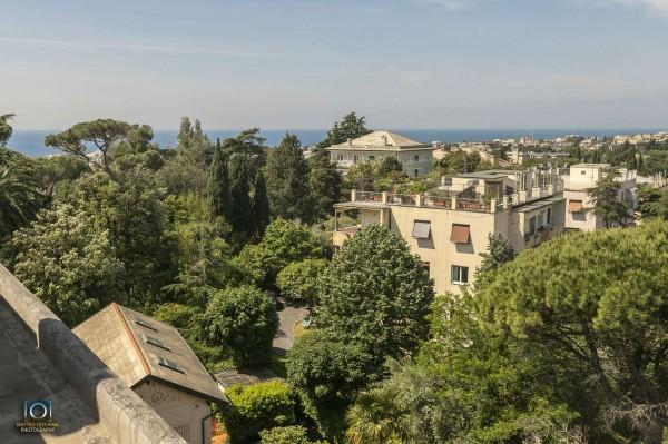 Appartamento in vendita a Genova, Con giardino, 192 mq - Foto 5