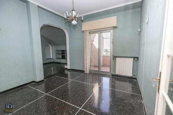 Appartamento in vendita a Genova, Con giardino, 192 mq - Foto 21