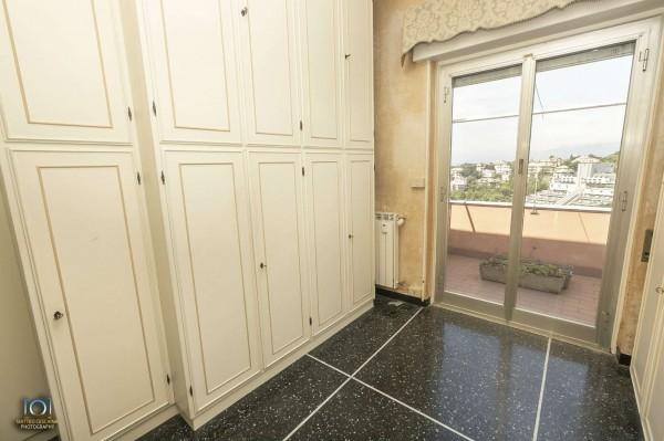 Appartamento in vendita a Genova, Con giardino, 192 mq - Foto 7
