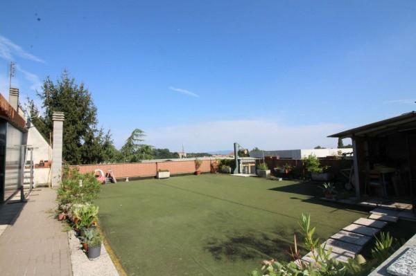 Appartamento in vendita a Alpignano, Grange Palmero, 110 mq