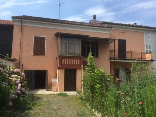 Villa in vendita a Frugarolo, Con giardino, 150 mq