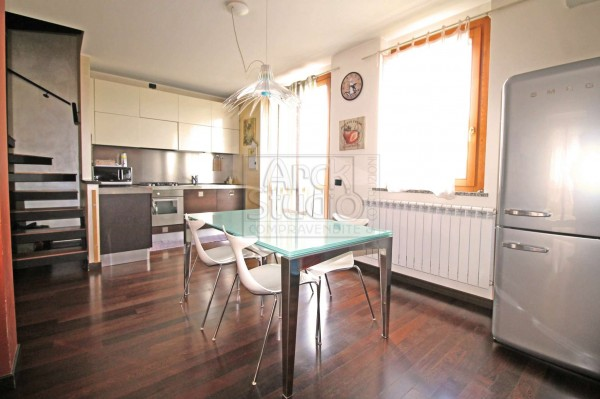 Appartamento in vendita a Cassano d'Adda, Stazione, 120 mq - Foto 24