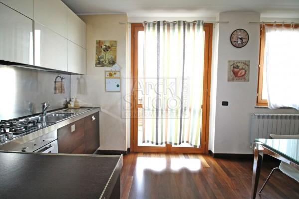 Appartamento in vendita a Cassano d'Adda, Stazione, 120 mq - Foto 21
